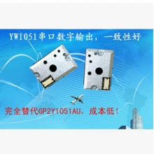 New update dust sensor YW1051 replace GP2Y1050AU