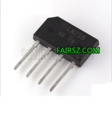 LN2SB60 D2SB60 2A600V Bridge rectifier