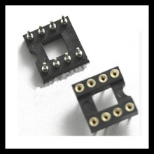 8P round hole IC socket