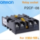 OMRON relay socket P2CF-08 8 holes