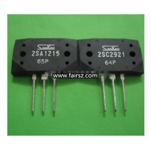 2SA1215 2SC2921 power amplifier