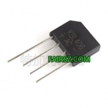 KBL406 4A 600V Bridge rectifier