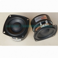 3 inch subwoofer speaker 25W HiFi long stroke design 4 Ω/ 8 Ω