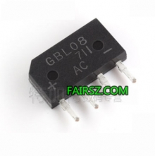 GBL08 DIP4 Bridge rectifier