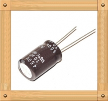 450V 10UF Electrolytic capacitor 13*20
