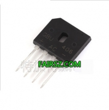 GBU406 4A 600V Bridge rectifier