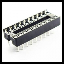 20P IC socket