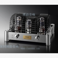 Boyuu A10 EL34-B Single-ended Tube Amplifier 5Z4P Rectifier update version manual welding scaffolding