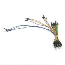 65pcs Breadboard Jumper Cables For Arduino