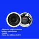 HiVi VX8-C coaxial Scheduled output resistance Ceiling Speaker