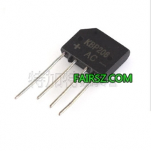 KBP206 2A 600V Bridge rectifier
