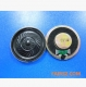 40mm diameter 8Ω 1w speaker thin thickness waterproof